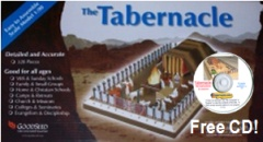 Tabernacle model kit photo